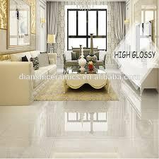 polished black color flooring tiles 60x60 porcelain tiles