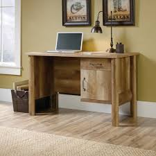 Sauder Edge Water Writing Desk by Amazon Com Sauder Boone Mountain Computer Desk In Craftsman Oak