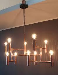 Copper Light Fixtures Kitchen Ceiling Lights Large Pendant