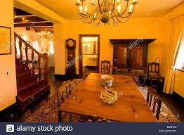 Dining Room Of The Dutch East India Heritage Suite Steenberg Hotel Constantia Valley Near Cape Town South Africa