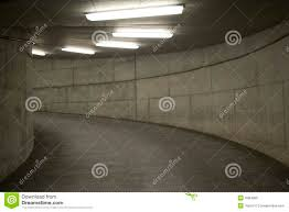 100 Vault Garage Tunnel Lights Parking Stock Photo Image Of Walkway Vault