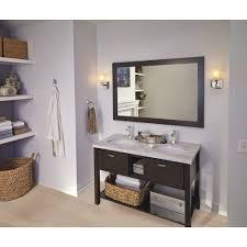 Moen Voss Faucet Specs by Moen 6903 Voss Chrome One Handle Bathroom Faucets Efaucets Com