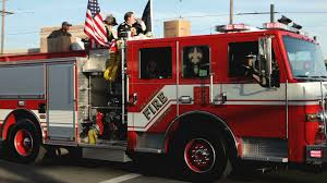 New Orleans Fire Truck In Parade Stock Video Footage - Storyblocks Video