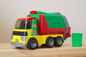 100 Garbage Trucks In Action TOY Garbage TRUCK In Action Bruder Toys Truck And Tractor Video For
