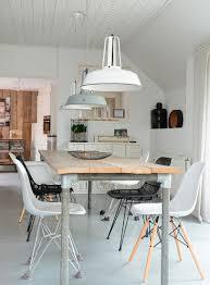 esszimmer in grautönen im skandinavische bild kaufen