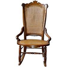 Recaning A Chair Back by Traditional Rocking Chair Caning Repair Rocking Chair Caning