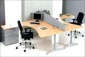 bureau 2 personnes bureau deux personnes bureau dangle compact avec caisson take