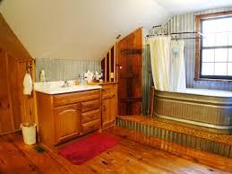 imagine soaking in this custom watering trough bathtub 840