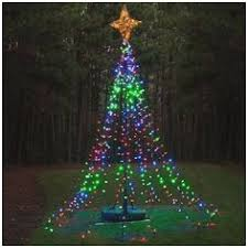 Flagpole Christmas Tree Diy Amazing 1000 Images About Outdoor Decorations On