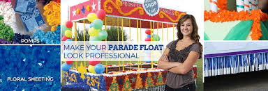 Parade Float Supplies Now by The Ultimate Fan Experience Team Spirit Supplies U0026 Spirit