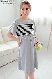 maternity sleepwear pregnant women pajamas nursing breast wear