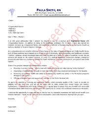 Nurse Cover Letter Sample