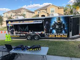 99 Game Party Truck Rolling Video S Of Tampa Mobile Video Bus Pinellas