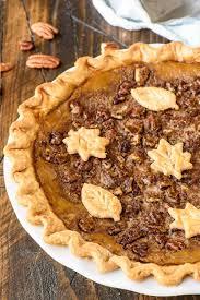 Pumpkin Pie Libbys Recipe by Pumpkin Pecan Pie