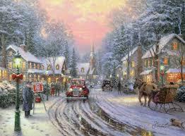 Thomas Kinkade Christmas Tree Cottage by Thomas Kinkade Christmas Wallpaper Hd Cheminee Website