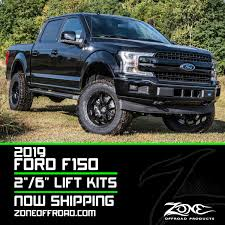 99 Ford Truck Lifted 2019 FORD F150 Lift Kits By Zone Offroad Products