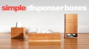 DIY Box Cover Dispensers
