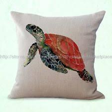 Pottery Barn Decorative Pillows Ebay by Sea Life Pillows Ebay