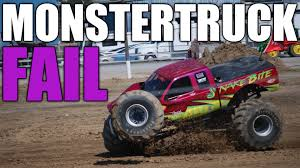 MONSTER TRUCK Funny FAILS | Compilation 2015 - Huge Accidents ...