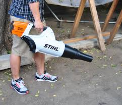 STIHL BGA 85 Electric Blower Is Storming The Industry