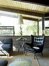 Hans Wegner Papa Bear Chair Leather by Sneak Peek Kate Rivinus U0026 Adam Blackman U2013 Design Sponge