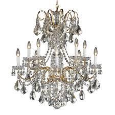 schonbek 3657 new orleans 10 light up lighting chandelier