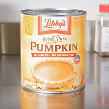 Libbys Pumpkin Nutrition Info by Libby U0027s 100 Pure Canned Pumpkin 10 Can