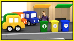 100 Garbage Truck Youtube Trash ReCycling CHALLENGE Cartoon Cars S Cartoons