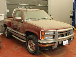 Is Barn Find 1991 Chevy C/K 1500 Z71 Truck With 3.5k Miles Worth ...