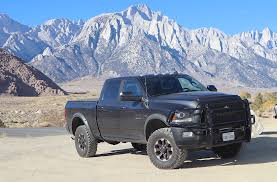 100 Lone Mountain Truck Leasing Review Reader Driving A 2018 Ram Power Wagon On A 10Day Road Trip