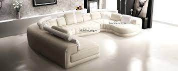 canape cuir italien haut gamme canape design cuir haut de gamme