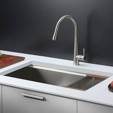33x22 Undermount Kitchen Sink by Ruvati Roma 32