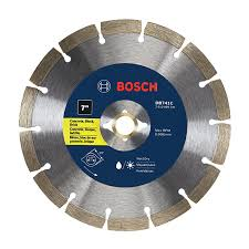 Mk Tile Saw Home Depot by Bosch Db1041c Premium Segmented Diamond Circular Saw Blade 10