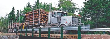 Does A Logging Truck Ruin Your North Woods Experience? | George's ...