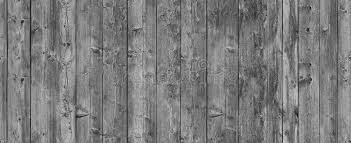 Old Rustic Gray Wood Seamless Pattern Stock Image