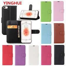 Aliexpress Buy Wallet Leather Case for Apple iPhone 5S 5 SE