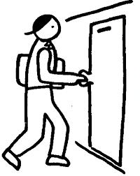 Slamming Door Clipart
