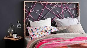 tete de lit a faire soi mme idées déco 22 têtes de lit originales à faire soi même