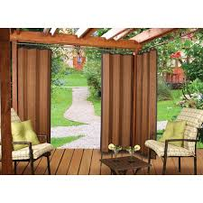 Bamboo Patio Curtains Outdoor by Outdoor Curtains For Patio Is Beautiful Video And Photos