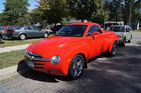 Chevy SSR: The Impractical Oddball Cars 2003 Chevy Ssr Convertible Red Truck Picture Nr 418 Chevrolet Concept 2000 Old Sold Pickup For Sale By Autohaus Of The Was A Crazy 500 Retro Photo Chevy Worst Ever Pinterest Ssr And Find Out Why Epitome Of Quirkiness The Week Autotraderca 2005 Ssr Photos Informations Articles Bestcarmagcom Bangshiftcom Want To Stand On Trails This Summer 2004 Reviews Rating Motor Trend Supercharged Sixspeed Sale