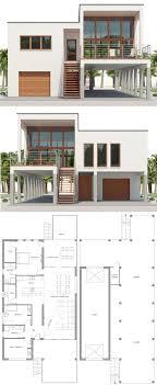 100 Modern Beach House Floor Plans Plan Coastal