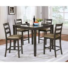 Jaiden Wooden 5 Piece Counter Height Dining Table Set By Millwood Pines Find