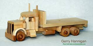 Toy Maker Gerry Hannigan Wooden Truck Plans Childrens Toy And Projects 2779 Trucks To Be Makers From All Over The World 2014 Woodarchivist Model Cars Accsories Juguetes Pinterest Roadster Plan C Cab Stake Toys Wood Toys Fire 408
