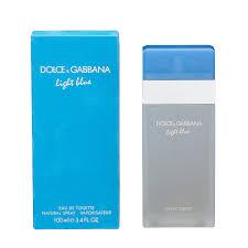 Light Blue by Dolce & Gabbana Eau De Toilette Spray 3 4 oz