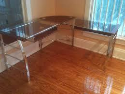 Staples Sauder Edgewater Executive Desk by Corner Desks At Staples Desk And Cabinet Decoration