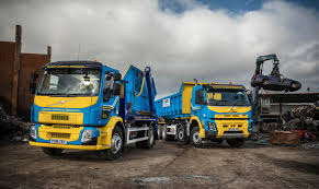 100 Thomas New Trucks Sandbach Commercial Dismantlers Takes Delivery Of Two Volvos From