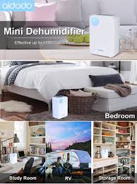Dehumidifier Small Bathroom by Amazon Com Aidodo Small Thermo Electric Dehumidifiers For Home