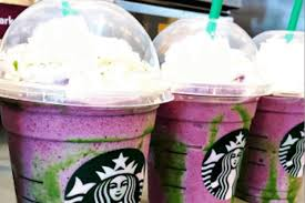 When Starbucks Introduced The Unicorn Frappuccino Coffee Loving World Absolutely Flipped Out But Were You Aware Of Secret And Mysterious Dragon