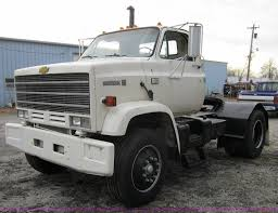 1982 Chevrolet Kodiak Semi Truck | Item 4350 | SOLD! Decembe... 1982 Chevy Silverado K10 62 Detoit 100 Years Of Exploring New Possibilities With Chevrolet Trucks S10 Wikipedia Designs Of Truck For Sale Used C10 4x4 At Webe Autos Serving Long Island Ny C10 Short Bed Truck Pickup Ck 10 Overview Cargurus 1986 34 Ton New Interior Paint Solid Texas Questions Whats My Worth Are These Tailights Special Vintage Pickup Searcy Ar