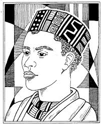 African American Coloring Pages